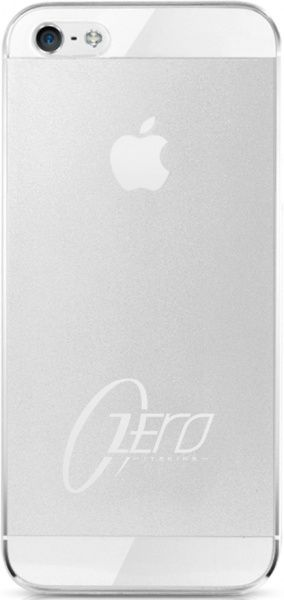 itSkins ZERO.3 для iPhone 5C White - фото