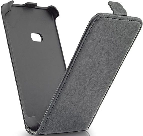 Чехол-флип Mobiking Flip Top Case Galaxy для Note 2 N7100 Black - Фото №2