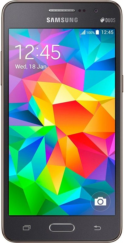 Смартфон Samsung Galaxy Grand Prime Duos G531H Grey - Фото 1