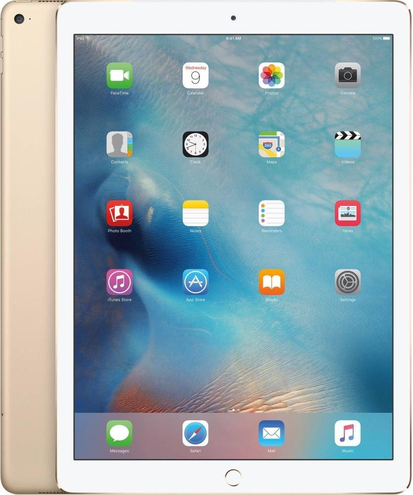 Планшет Apple A1673 iPad Pro 9.7 Wi-Fi 32GB (MLMQ2RK/A) Gold - Фото 1