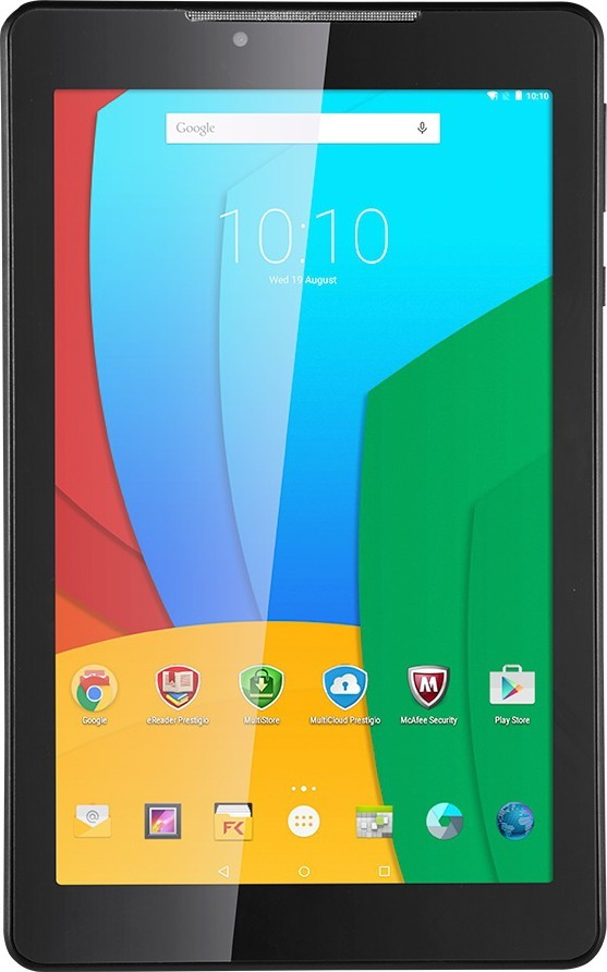 Планшет Prestigio MultiPad Color 2 3777 3G Black - Фото 1