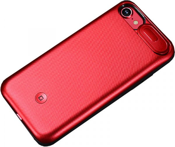 Usams Battery Case Millie Series 3000mah Apple iPhone 6//6S/7/8 Red - фото