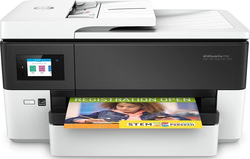 Купить МФУ и принтеры, HP OfficeJet 7720A + Wi-Fi (Y0S18A)