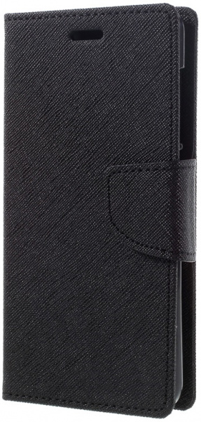 TOTO Book Cover Mercury Meizu M5 Note Black - фото
