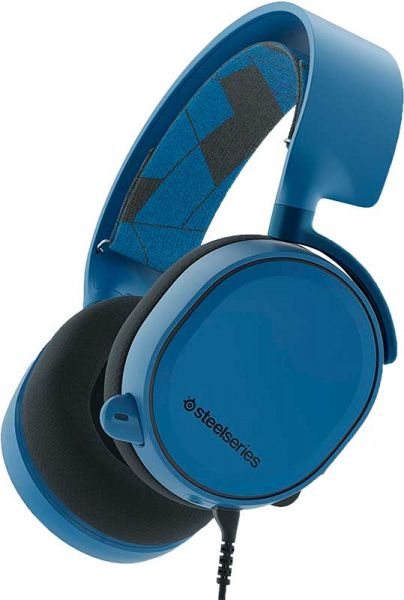 SteelSeries Arctis 3 Boreal Blue - фото