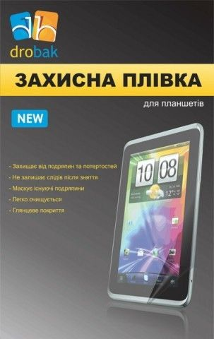 "Защитная пленка Drobak Samsung Tab 3 GT-P5210 10"" - Фото 1"