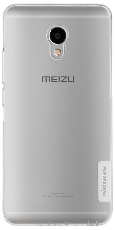 Купить Чехлы для телефонов, Nillkin TPU Nature Meizu M3e White