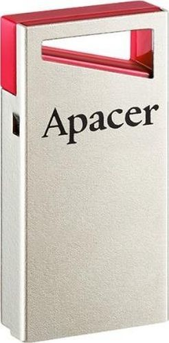 USB Flash Apacer AH112 4GB Red - Фото 1