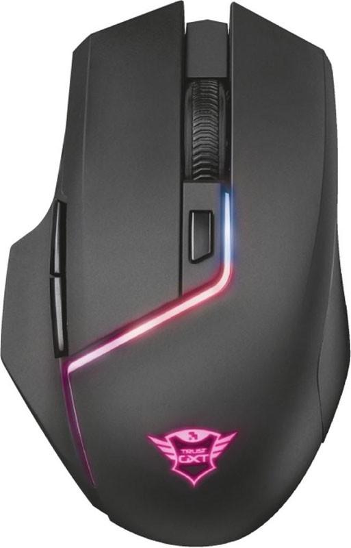 Купить Клавиатуры и мыши, Trust GXT161 DISAN WL BLACK (22210)