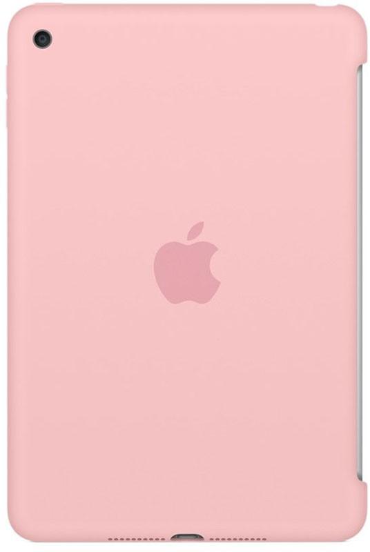 Купить Чехлы для планшетов, Apple iPad mini 4 Silicone Case - Pink (MLD52)