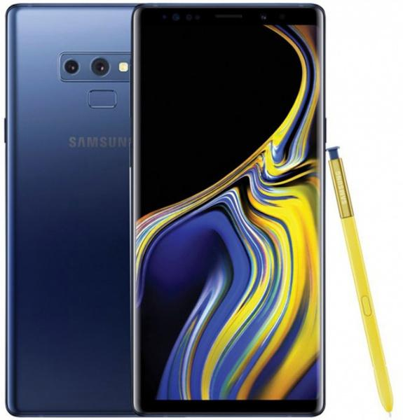 Samsung Galaxy Note 9 6/128GB Ocean Blue - фото