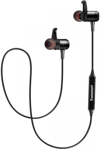 Tronsmart Encore S1 Bluetooth Sport Headphone Black - фото