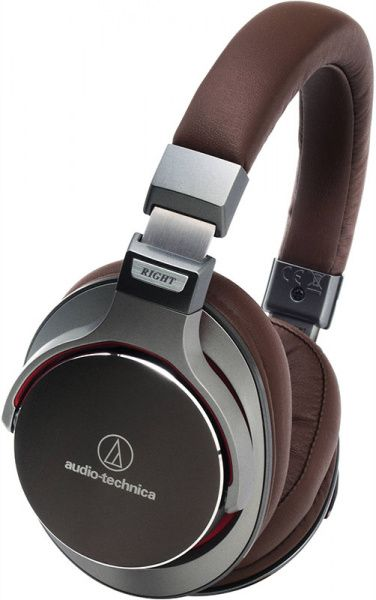 Audio-Technica ATH-MSR7GM Gun Metal - фото