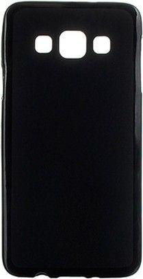 Чехол-накладка Drobak Elastic PU для Samsung Galaxy A3 White - Фото 1