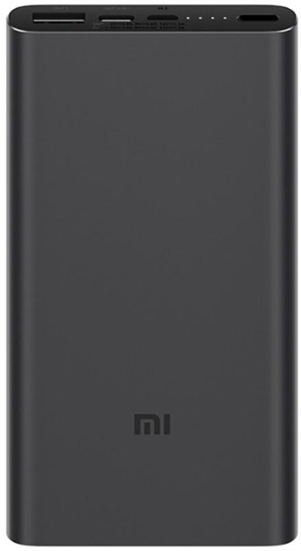Купить Портативные батареи, Xiaomi Mi Power Bank 3 10000mAh Type-C Black