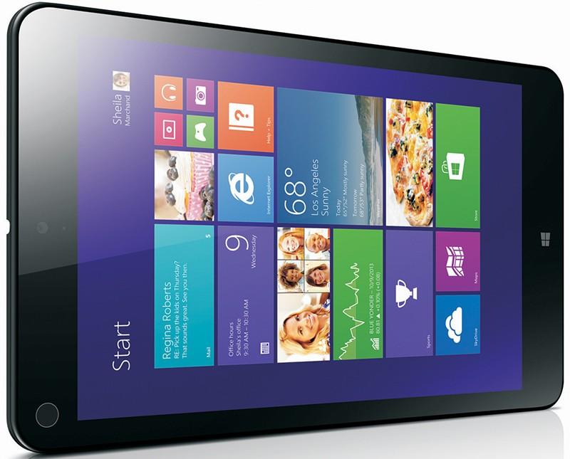 Планшет Lenovo ThinkPad Tablet 8 64GB Black - Фото 1