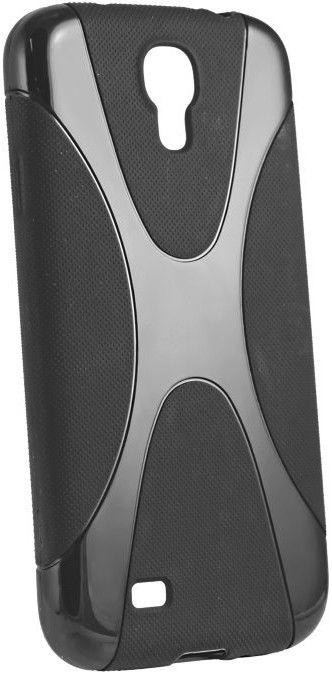 Чехол-накладка New Line Silicon Case для LG L60/X135/X145/X147 Black - Фото 1