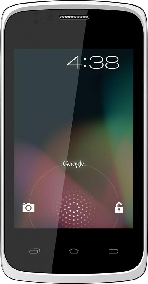 Мобильный телефон Bravis Viva DualSim Black - Фото 1