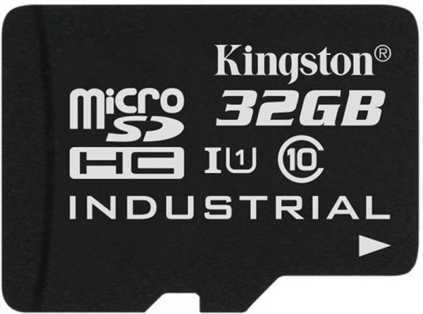 Kingston microSD 32Gb Industrial Temperature UHS-I