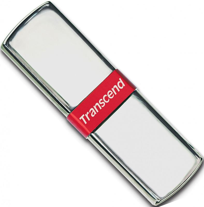 USB Flash Transcend JetFlash V85 32Gb Red - Фото 1