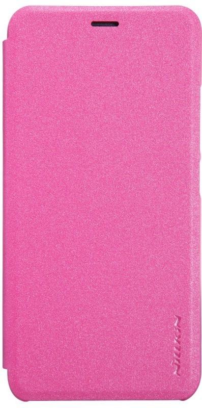 Чехол-книжка Nillkin Sparkle case Meizu M3 Red - Фото 1