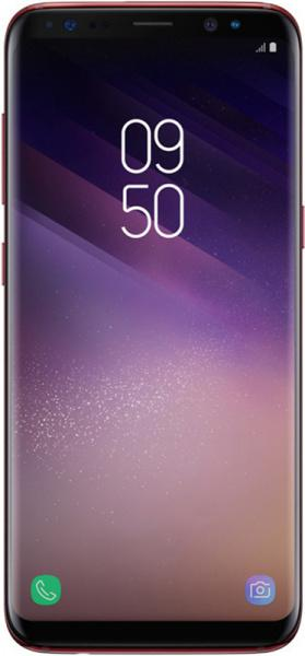 Samsung Galaxy S8 SM-G950 64GB Burgundy Red - фото
