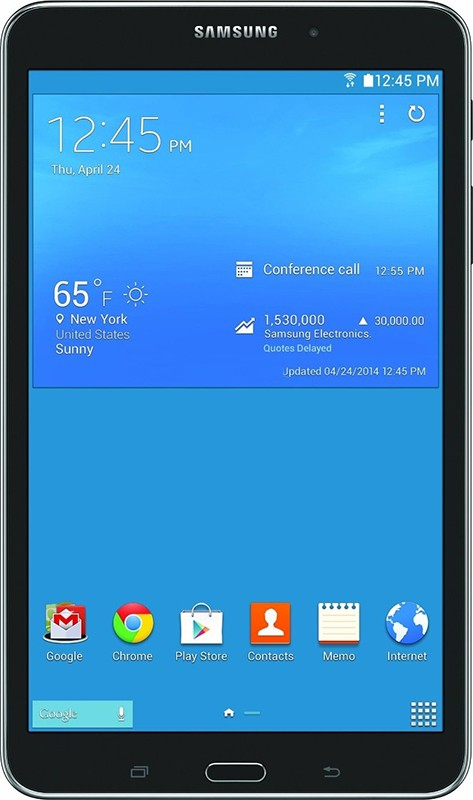 Планшет Samsung T331 Galaxy Tab 4 8.0 8 Gb 3G Black - Фото 1