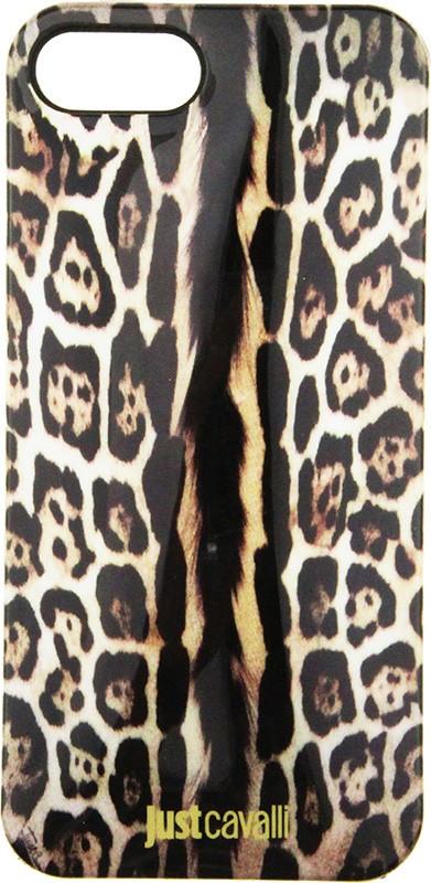 Купить Чехлы для телефонов, PURO JUST CAVALLI для iPhone 5/5S Leopard