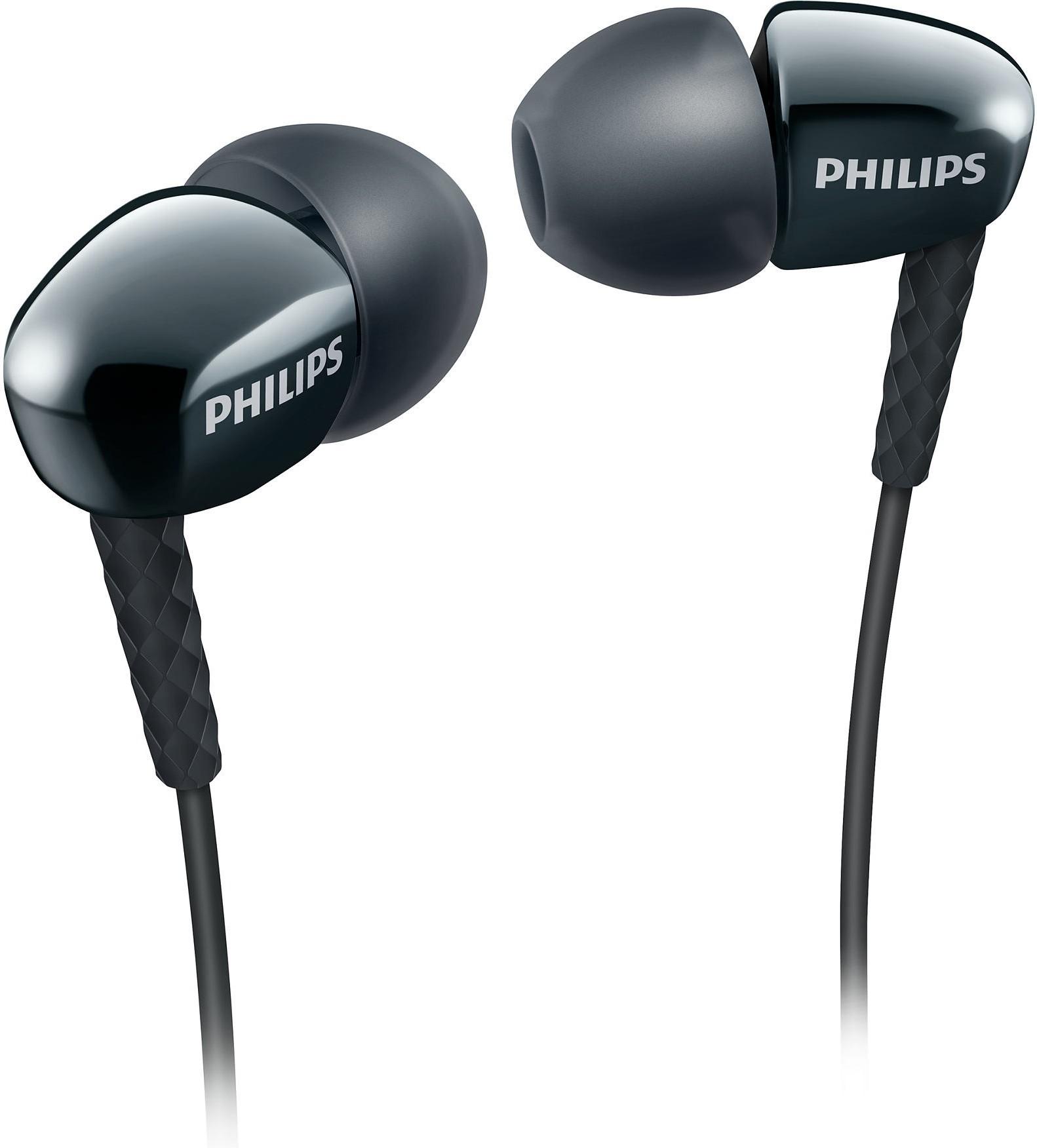 Наушники Philips SHE3900BK/51 Black - Фото 1