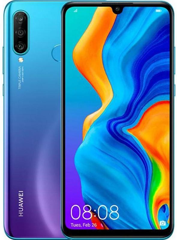 Купить Смартфоны, Huawei P30 Lite 4/64GB Peacock Blue (51094VBV)