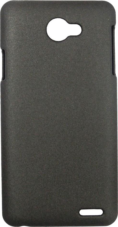 Чехол-накладка FLY Dark для Fly IQ4403 Grey - Фото 1
