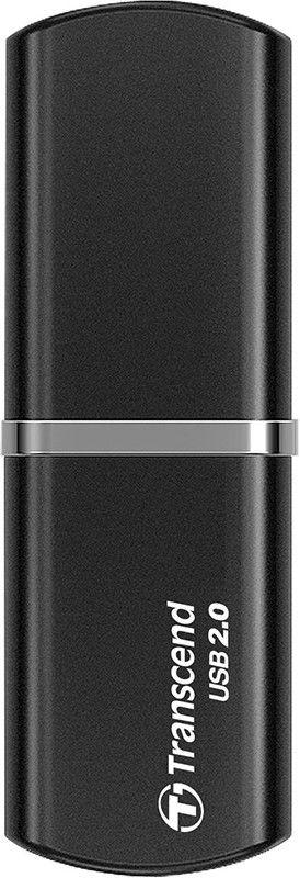 USB Flash Transcend JetFlash 320 64Gb Black - Фото 1