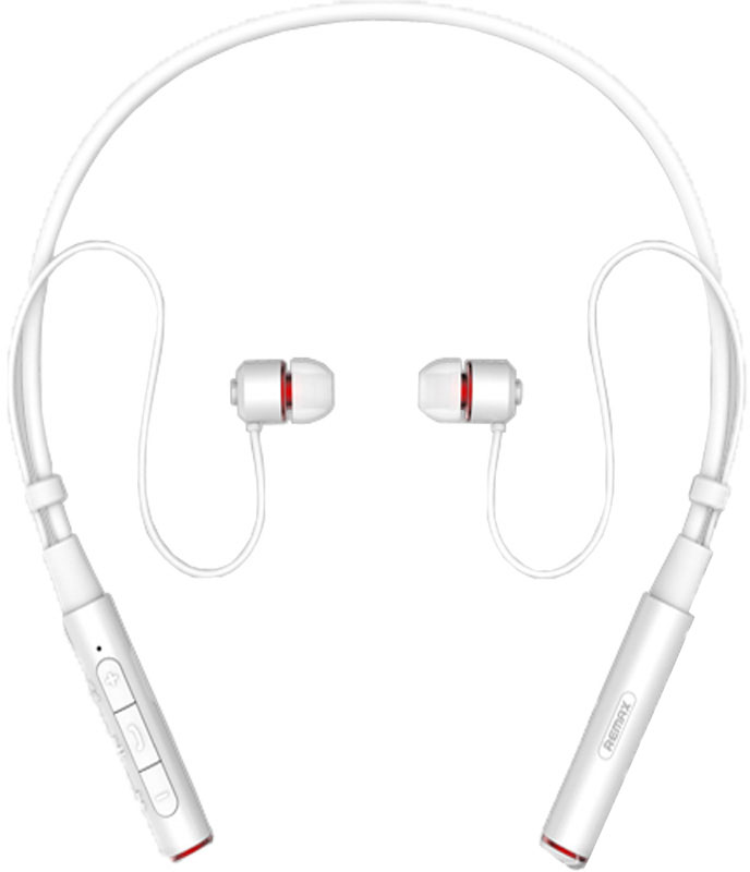 Remax Sporty Bluetooth earphone RB-S6 White