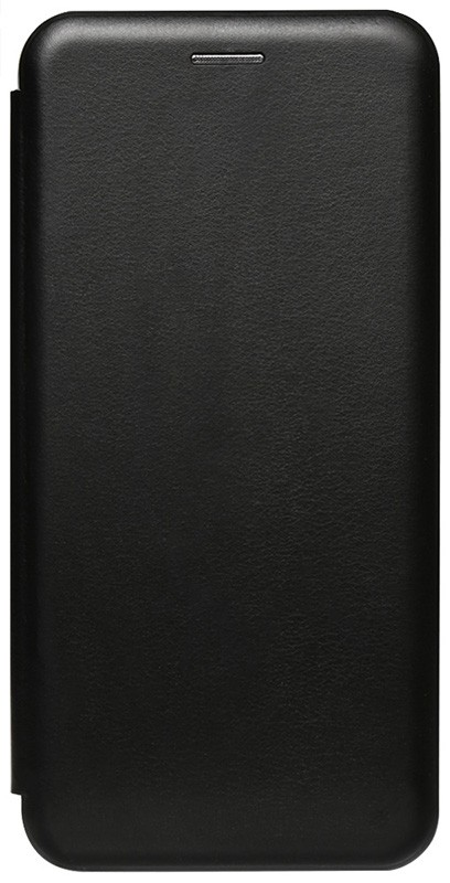 TOTO Book Rounded Leather Case Apple iPhone 7/8/SE 2020 Black