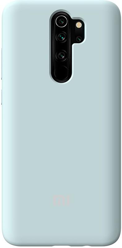Купить Чехлы для телефонов, TOTO Silicone Full Protection Case Xiaomi Redmi Note 8 Pro Sky Blue