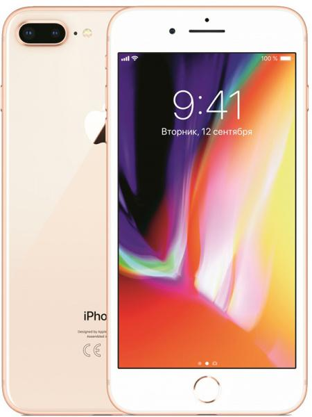 Apple iPhone 8 Plus 64GB (A1897) Gold - фото