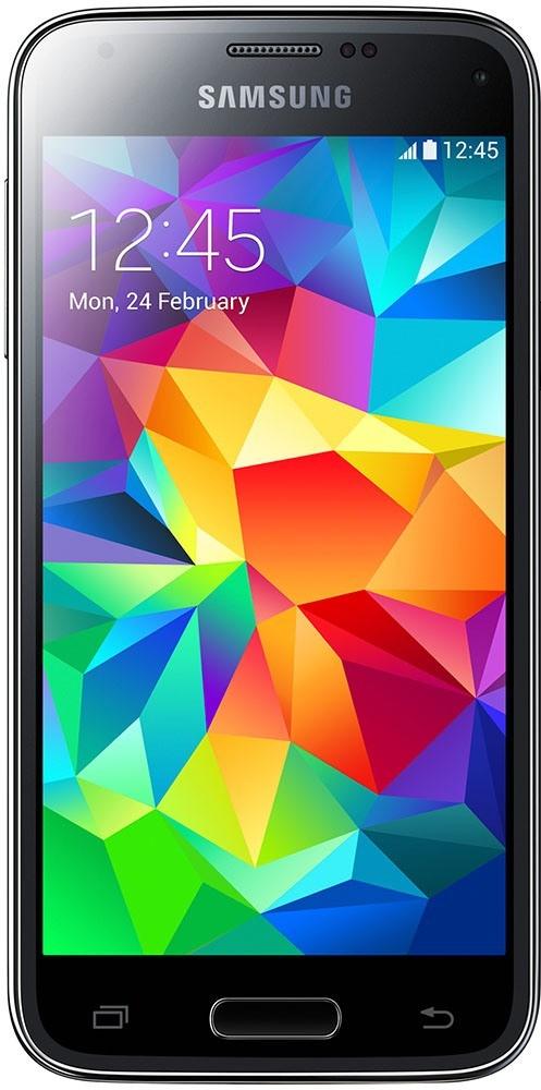 Смартфон Samsung Galaxy S5 Mini G800H Charcoal Black - Фото 1