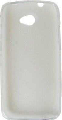 Чехол-накладка Drobak Elastic PU для HTC Desire 601 Clear - Фото 1