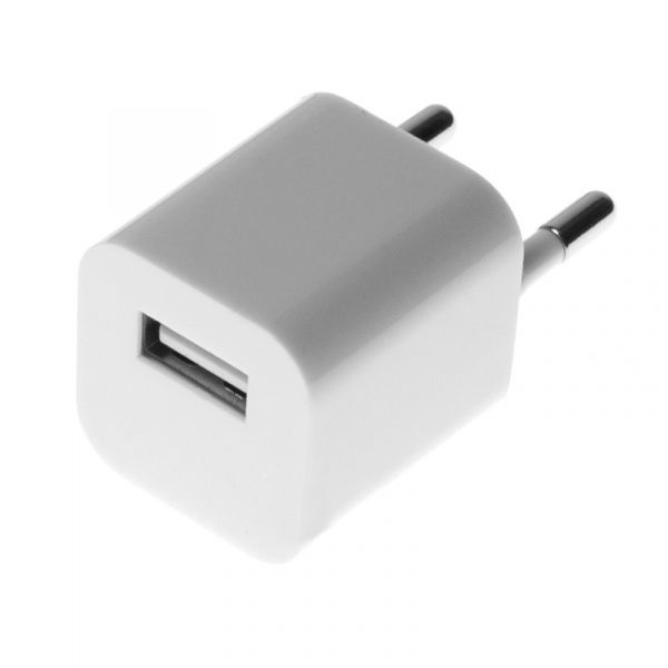 TOTO TZH-50 Travel charger 1USB 1A White