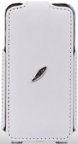 Чехол-флип Momax The Core GM2A Case для Apple iPhone 4 White - Фото 1