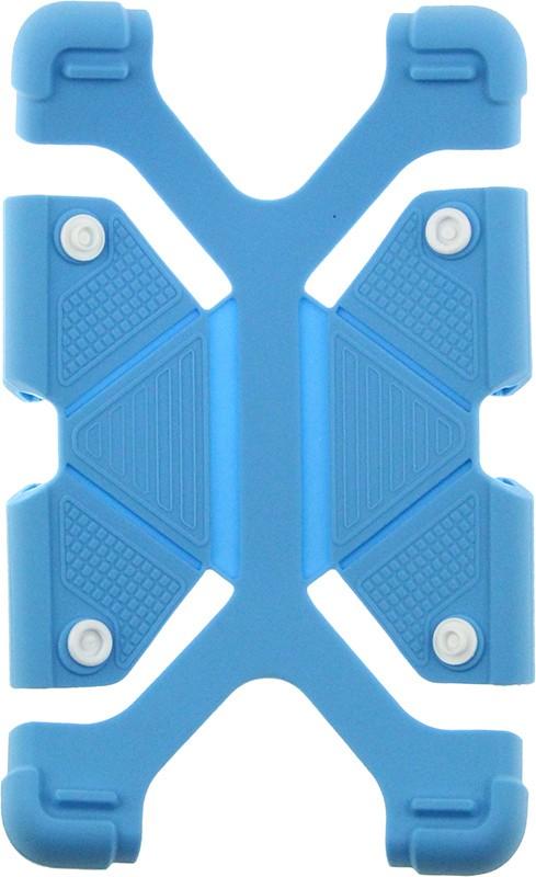 Купить Чехлы для планшетов, TOTO Tablet universal stand silicone case Universal 7/8 Blue