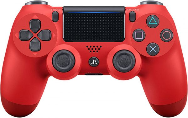 Sony DualShock 4 V2 Magma Red - фото