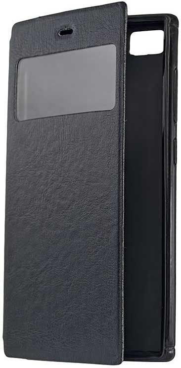 Чехол-книжка Mobiking Book Cover для Lenovo A1000 Black - Фото 1