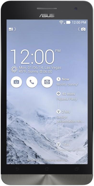 Смартфон ASUS ZenFone 4 A400CXG Pearl White - Фото 1