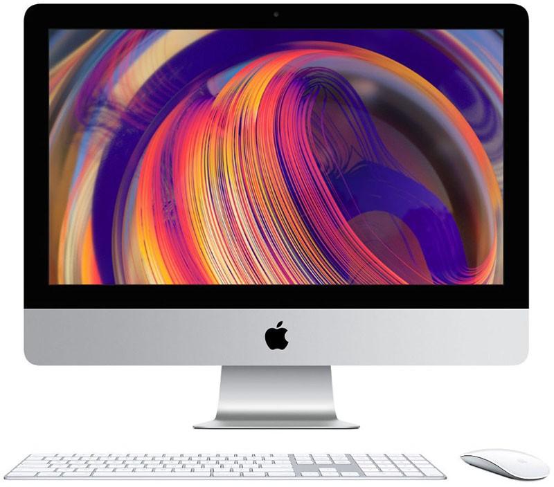 Настольные компьютеры, Apple iMac 21.5 Retina 4K 2019 (Z0VY000E3/MRT429)  - купить со скидкой