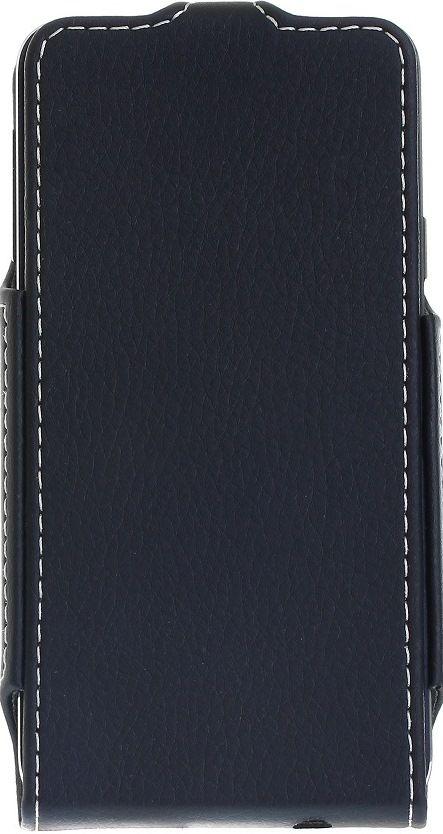 Чехол-флип RedPoint Flip Case для Samsung A5 A500H/A5000 Черный - Фото 1