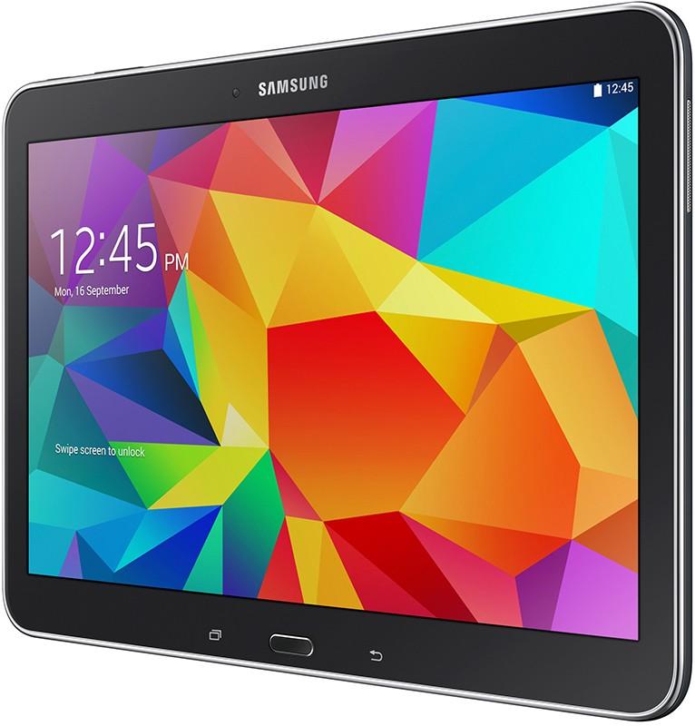 Планшет Samsung Galaxy Tab 4 10.1 T530 16Gb Black - Фото 1