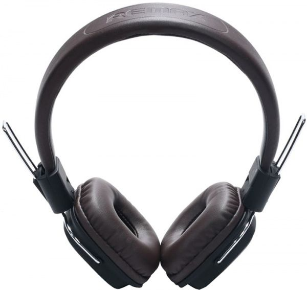 Remax RM-100H Headphone Brown - фото