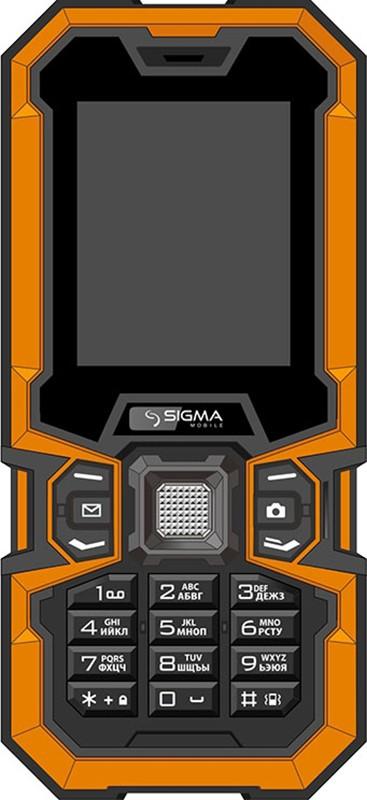 Мобильный телефон Sigma mobile X-treme IZ67 Boat - Фото 1