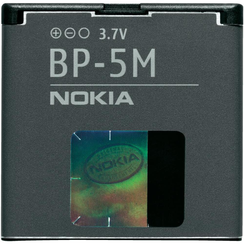 Аккумулятор Nokia 6500 (BP-5M) - Фото 1